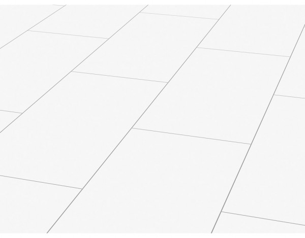 Laminat Glamour Hochglanz White D2935 Natursteinformat