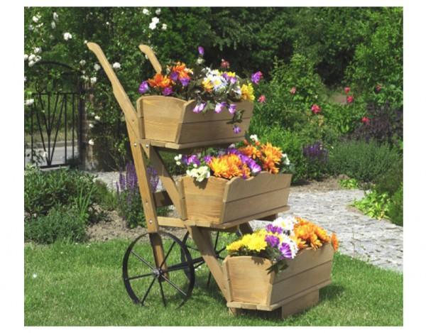 Blumenkästen für Blumenkarre
