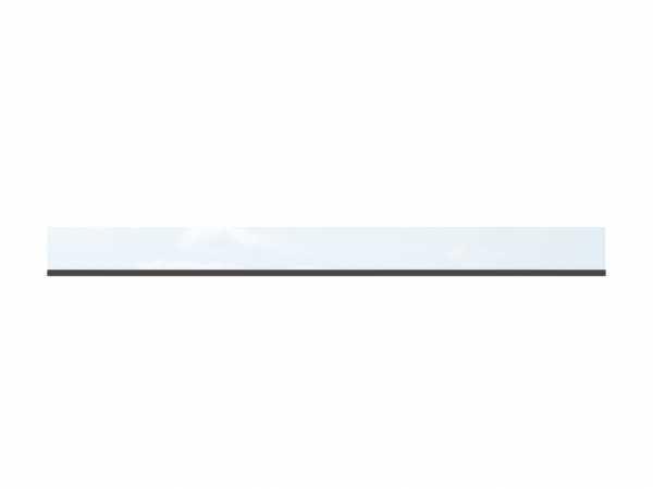 Einzelprofil-Set SYSTEM Mattglas flach