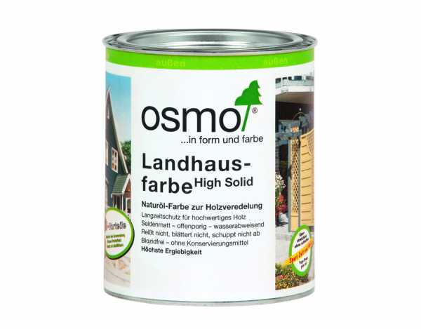 Landhausfarbe 2607 Dunkelbraun seidenmatt
