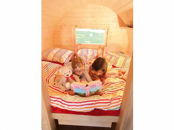 Matratze für Schlafraum für Campingfass