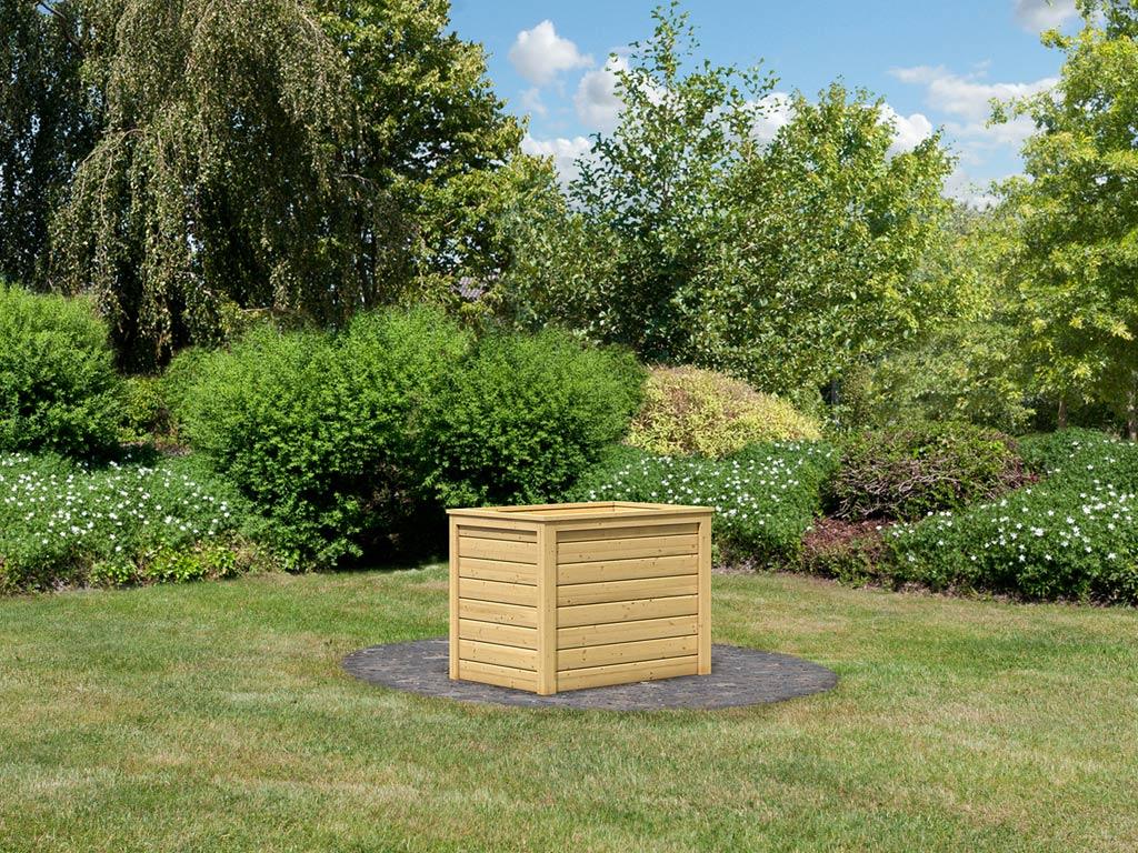 hochbeet 0 19 mm naturbelassen 799147. Black Bedroom Furniture Sets. Home Design Ideas