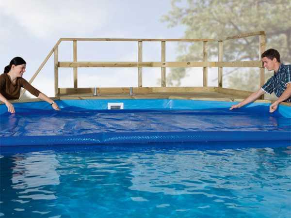 Wärmeplane für Pool 594 A