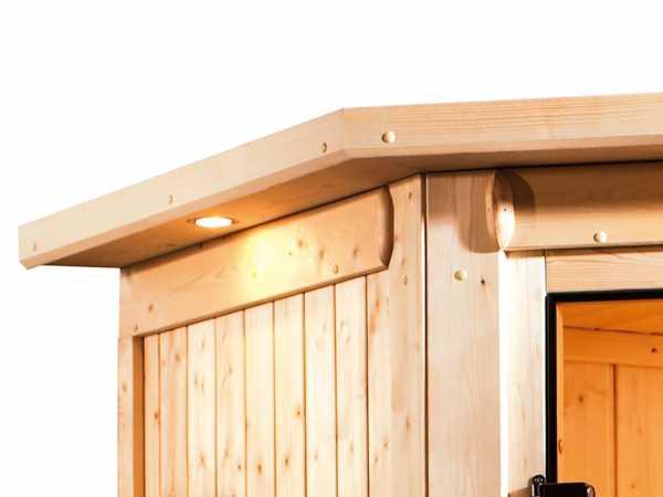 Dachkranz für Sauna Beri