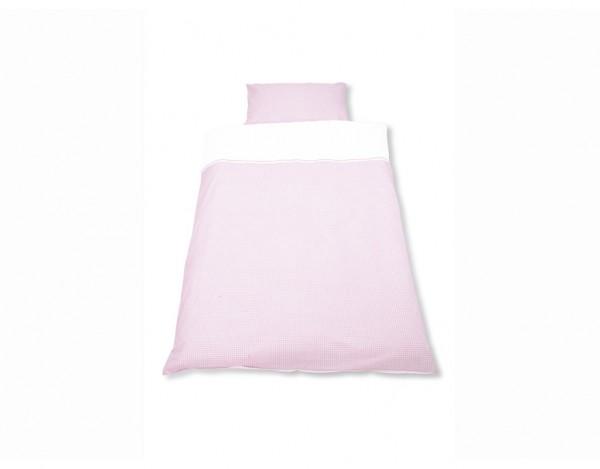 Bett- und Kopfkissenbezug für Kinderbetten