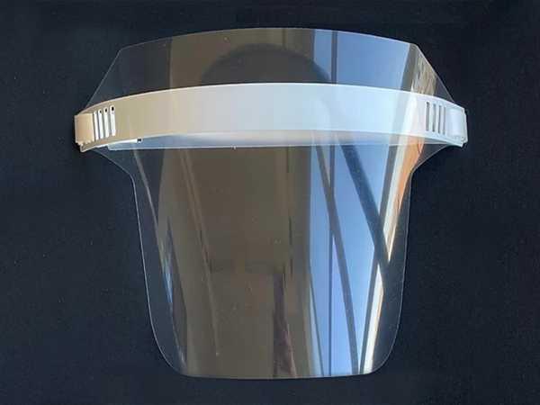 Gesichtsvisier Gesichtsschutz transparent