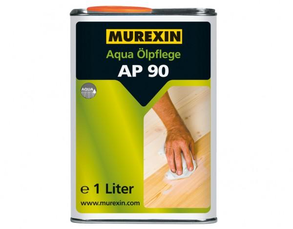 """Ölpflege """"AP 90 Aqua"""" für geölte und gewachste Parkett- und Holzfußböden"""