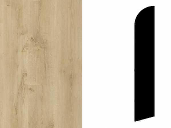 Sockelleiste Rustic Oak Natural Dekor