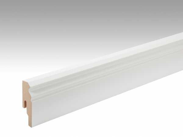 Sockelleiste Weiß streichfähig 2222 Dekor Profil 10 PK