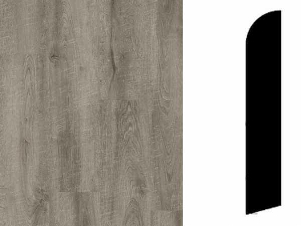 Sockelleiste Antik Oak Dark Grey Dekor