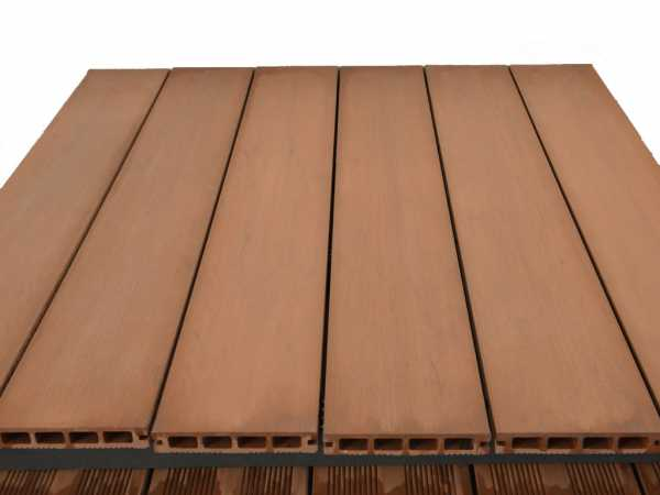 """Terrassendiele BPC Multi-Deck """"Schöner Wohnen"""" Braunschwarz"""