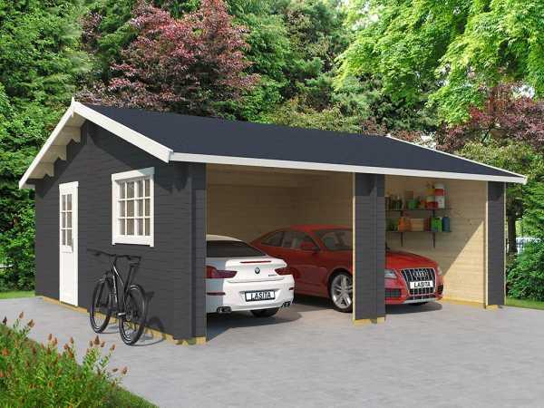 Garage Falkland 44 mm carbongrau