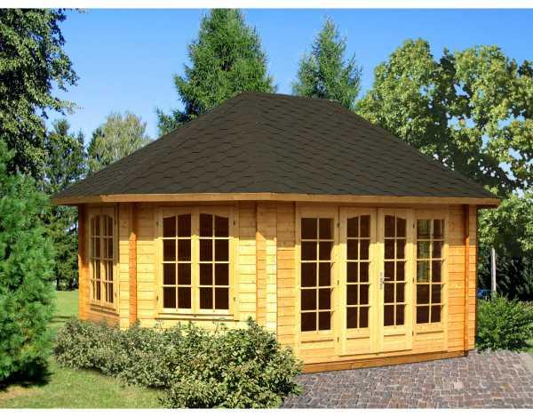 Pavillon Hanna 20,3 m² naturbelassen