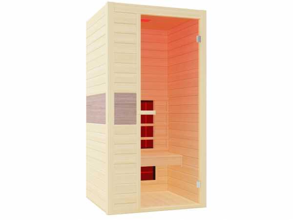 Infrarot-Wärmekabine Ruby 100