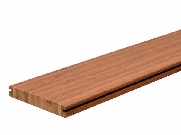 Terrassendiele Bambus Classico plus