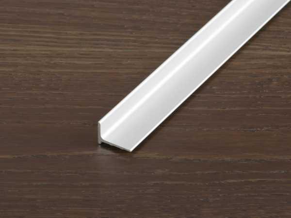 Abschlussprofil PROFACE Aluminium eloxiert Silber