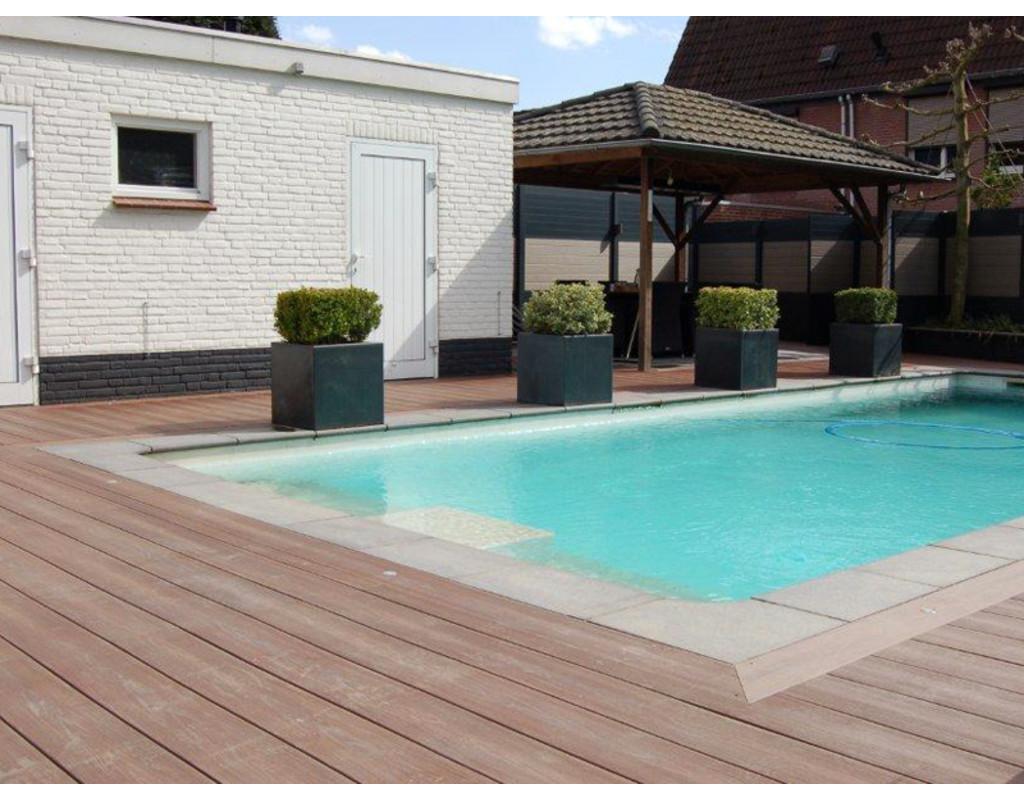 wpc terrassendiele xtreme wide acorn brown wpc bpc dielen terrassendielen terrassenbelag. Black Bedroom Furniture Sets. Home Design Ideas