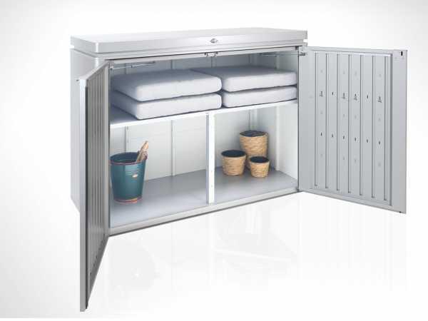Zwischenboden für Highboard Metallgerätebox 160, 4-teilig