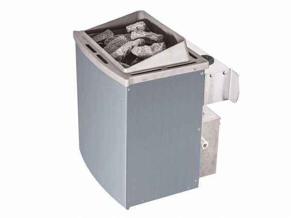 Saunaofen 9 kW mit integrierter Steuerung