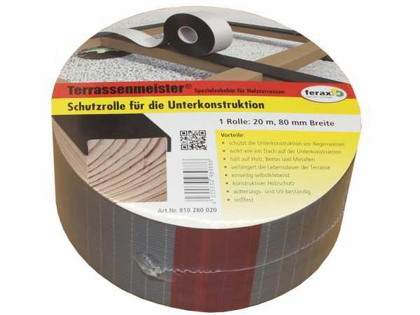 Terrassenmeister Schutzrolle für Unterkonstruktion
