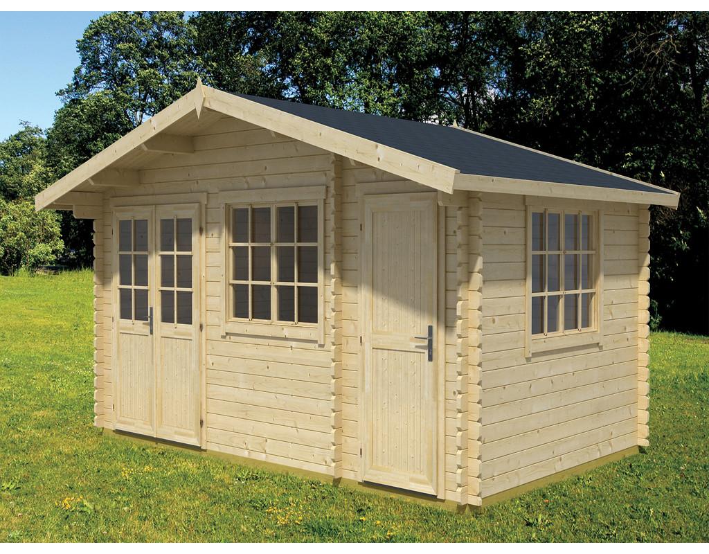 lasita borkum 6 preisvergleich gartenhaus g nstig kaufen bei. Black Bedroom Furniture Sets. Home Design Ideas