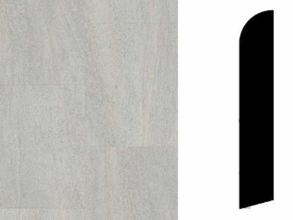 Sockelleiste Bardiglio Grey Dekor