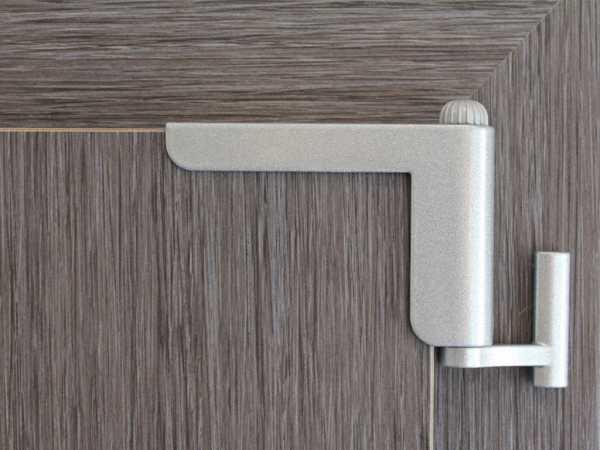 Mini-Türschließer Clip-Close