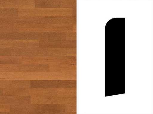 sockelleiste buche lackiert massiv 151 235737. Black Bedroom Furniture Sets. Home Design Ideas