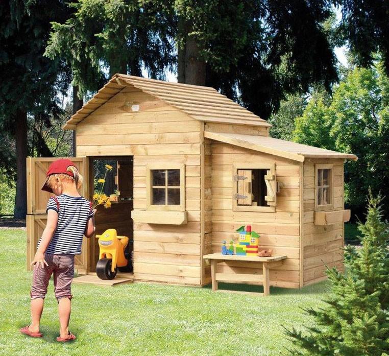 Garten Spielhaus für Kinder online kaufen | Holzprofi24