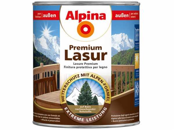 Premium Holzlasur Palisander