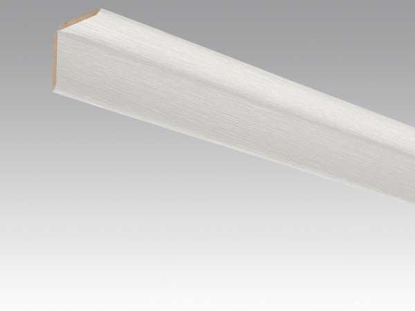 Wand- und Deckenleiste Fineline weiß 4029 Dekor