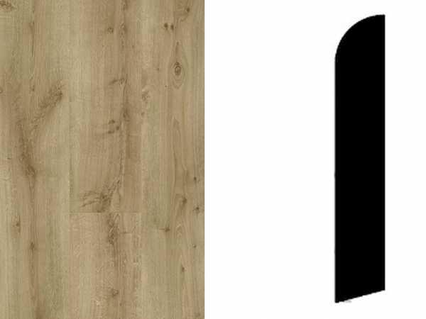 Sockelleiste Rustic Oak Brown Dekor