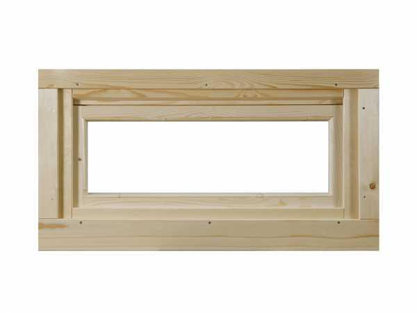 Kipp-Fenster 40 Klarglas
