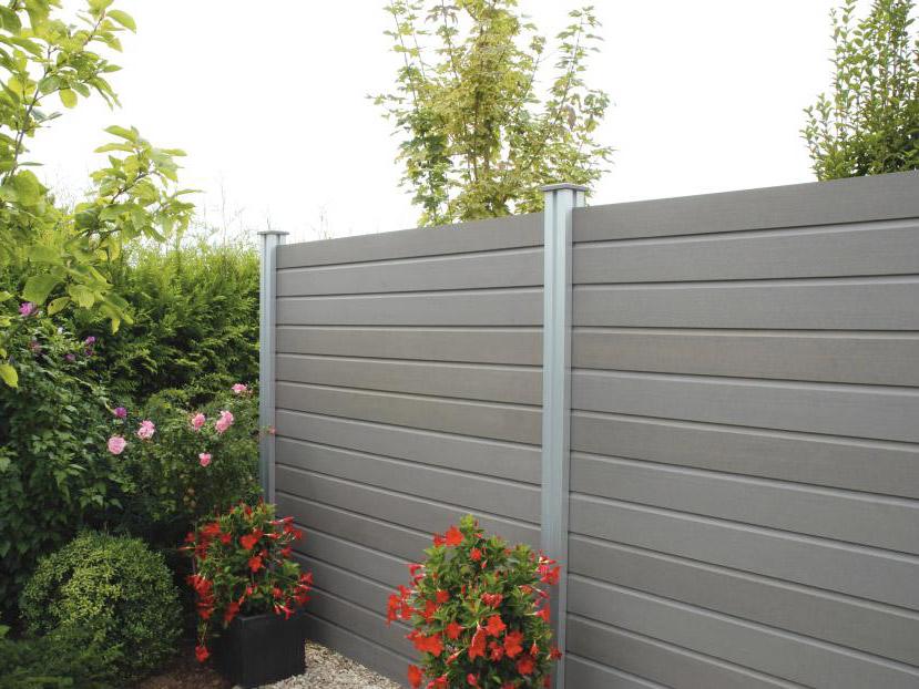sichtschutzzaun sichtblende steckzaun multi fence. Black Bedroom Furniture Sets. Home Design Ideas