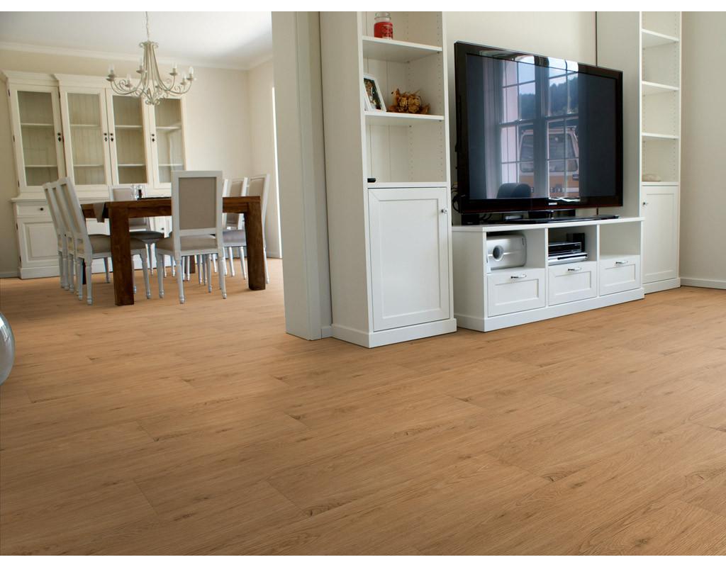 vinylboden eiche natur 6118 vinyl click landhausdiele 472407. Black Bedroom Furniture Sets. Home Design Ideas