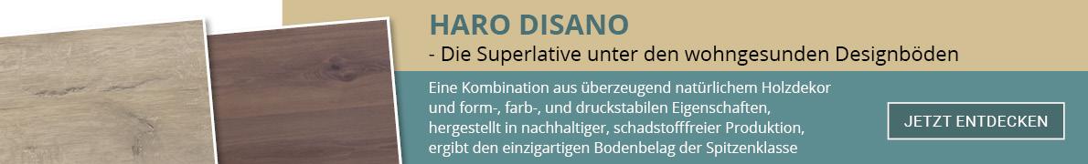 HARO Disano Designboden