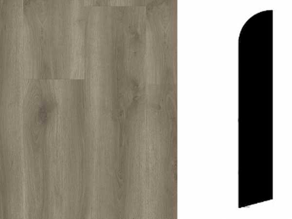 Sockelleiste Contemporary Oak Brown Dekor