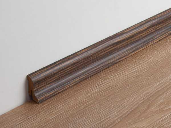 Sockelleiste Lärche vintage braun 6296 Profil 1 MK Dekor