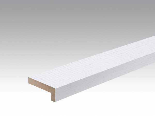 Wand- und Deckenleiste Classic-Weiß 87 Dekor