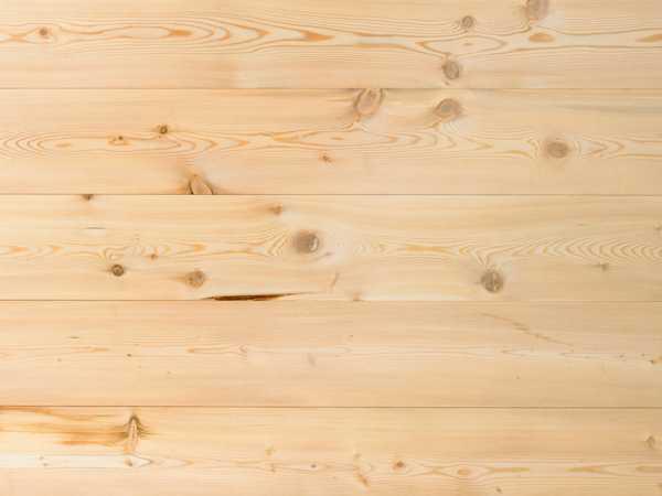 Massivholzdiele nordische Kiefer B-Sortierung naturbelassen