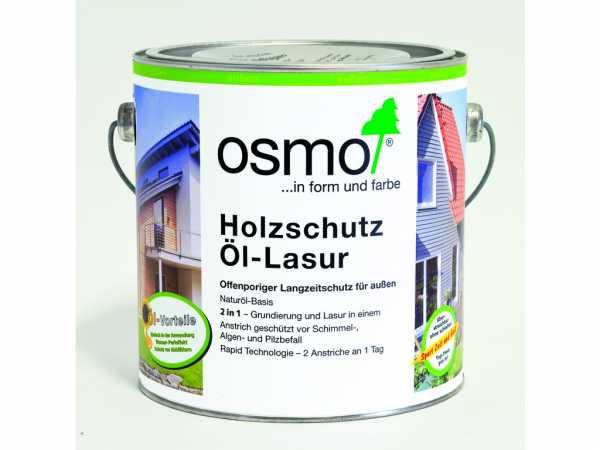 Holzschutz Öl-Lasur 907 Quarzgrau