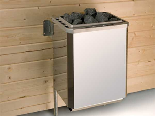 Saunaofen 7,5 kW inkl. Saunasteine