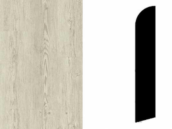 Sockelleiste Brushed Pine White Dekor