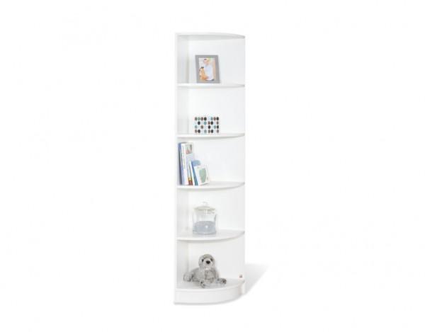 eckregal wei regale kinderm bel kinderwelt holzprofi24. Black Bedroom Furniture Sets. Home Design Ideas