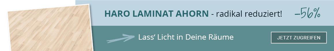 HARO Laminat Ahorn