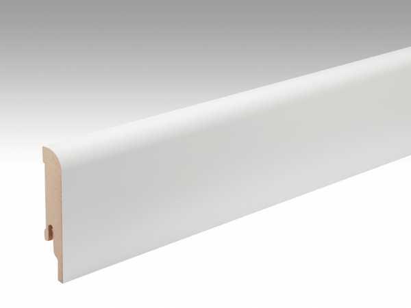 Sockelleiste Weiß streichfähig 2222 Dekor Profil 5 PK