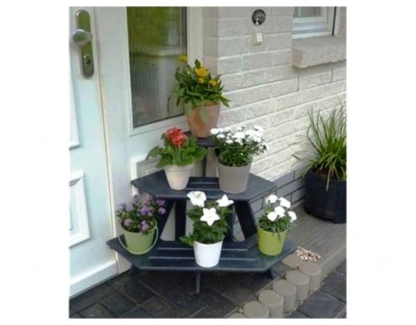 Blumentreppe anja eckelement dekoartikel for Dekoartikel garten