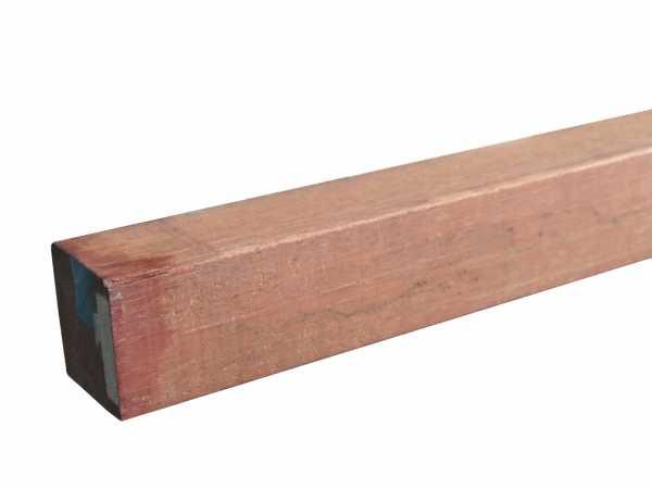 Hartholzpfosten