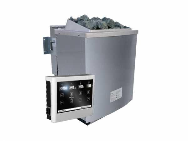 SPARSET 9 kW Saunaofen inkl. Steuergerät Easy Bio
