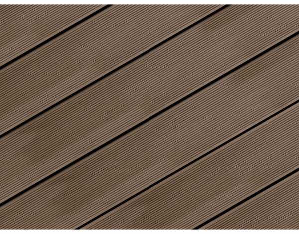 terrassendiele wpc easy mahagoni optik 715166. Black Bedroom Furniture Sets. Home Design Ideas